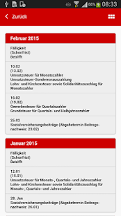 Meine Steuerberater-App- screenshot thumbnail