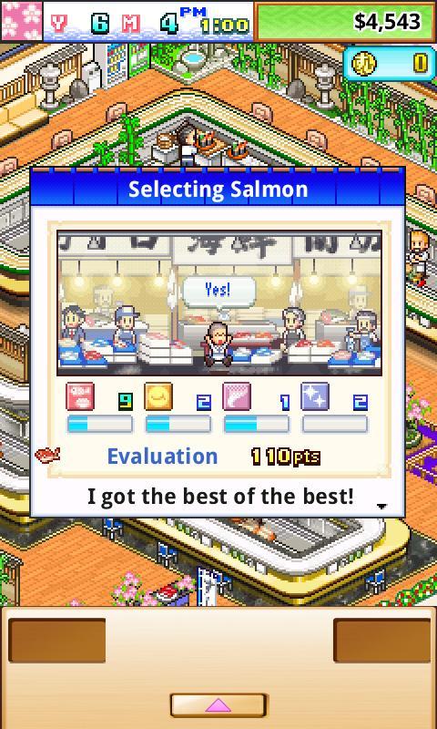 The Sushi Spinnery screenshot #4