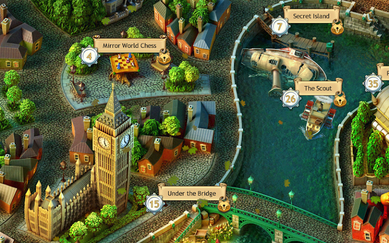 android Alice in the Mirrors of Albion Screenshot 11