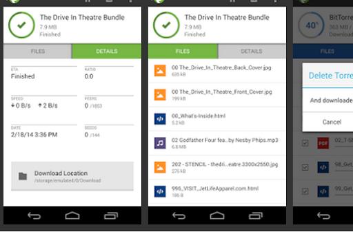 【免費媒體與影片App】智能洪流下载-APP點子