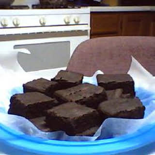 Egg-free Brownies.