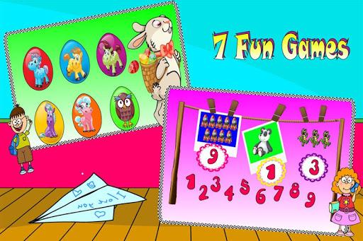 【免費教育App】7儿童教育游戏-APP點子