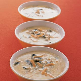 Cheddar Soup.