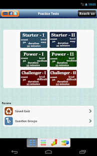 6 SAT Practice Tests (Math) - screenshot thumbnail