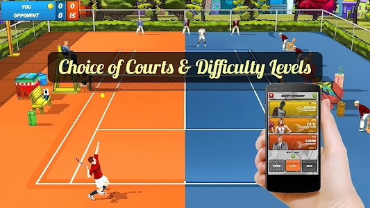 Motion Tennis Cast v1.13