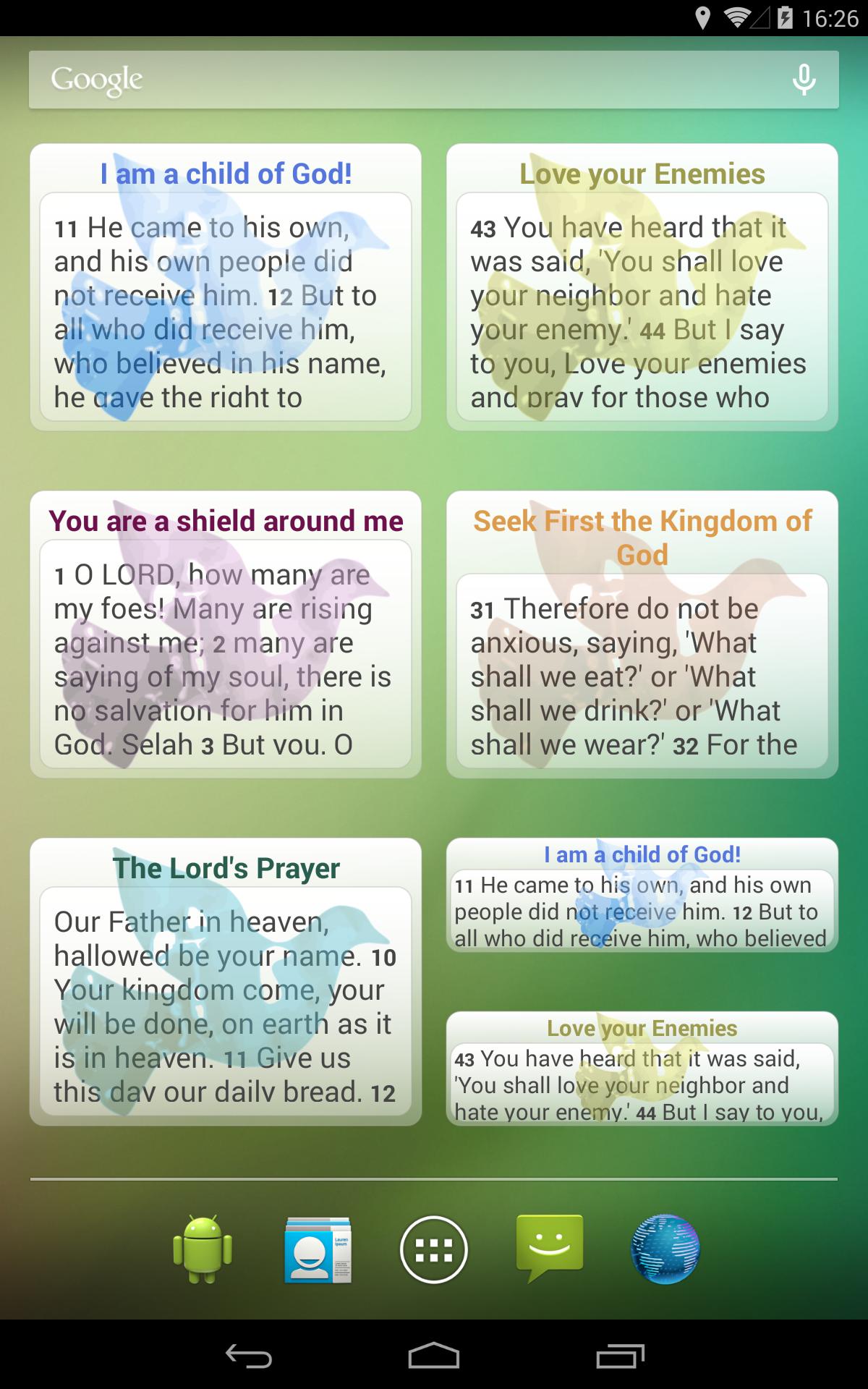 Inspiring Famous Quotes Daily screenshot #16