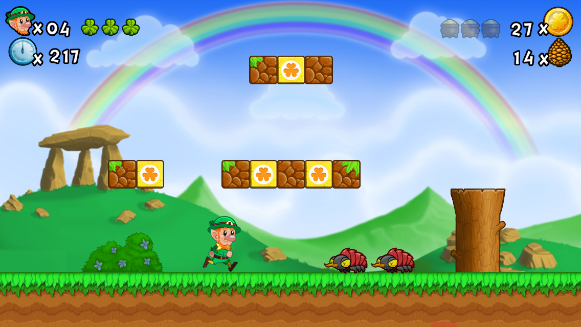 Lep's World 2 - screenshot
