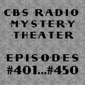 CBS Radio Mystery Theater V.09