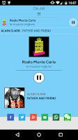 Screenshot of Radio Monte Carlo - RMC