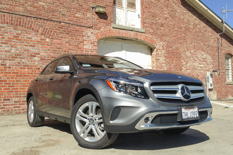 Rent A Mountain Grey Mercedes Benz Gla Class In San