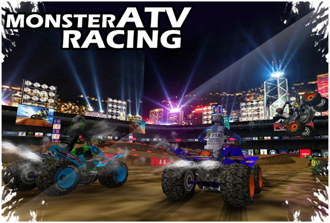 3d quad racing games