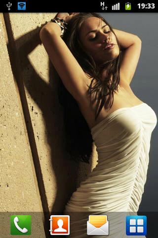 Megan Fox Wallpaper Screenshot