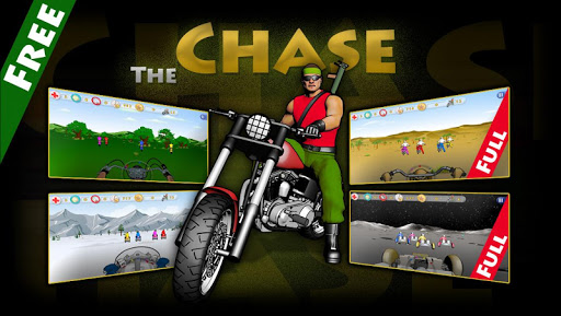 Chase - Motorbike Death Racing