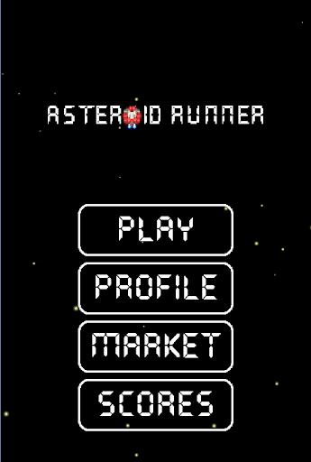 Asteroid Runner