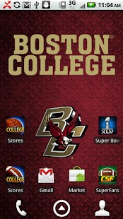 Boston College Live Wallpaper - screenshot thumbnail