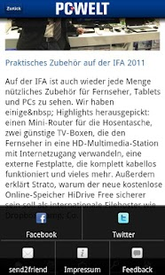 PC-WELT Online - screenshot thumbnail
