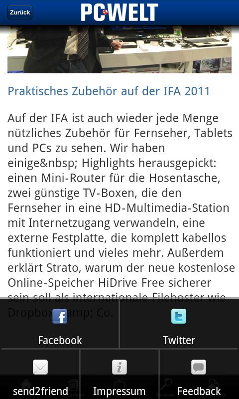 PC-WELT Online - screenshot