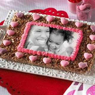 Chocolatey Photo Frame