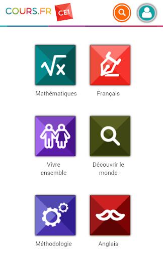 Cours.fr CE1