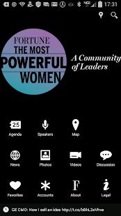 Fortune Most Powerful Women - screenshot thumbnail