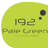 APW Theme 192 Pale Green
