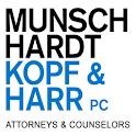 Munsch Hardt Kopf & Harr logo