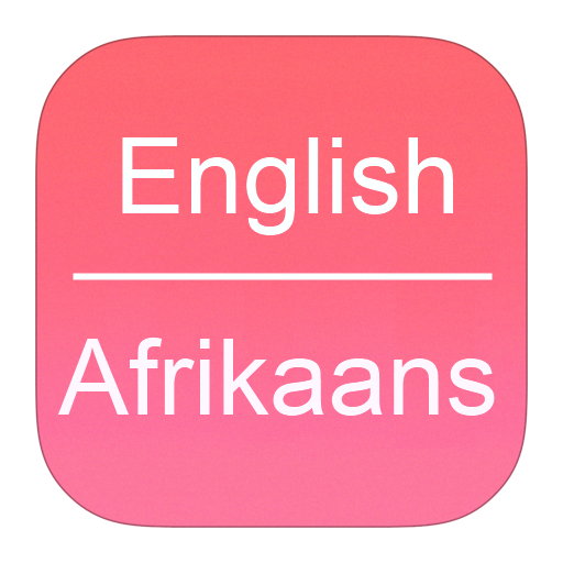 English Afrikaans Dictionary LOGO-APP點子