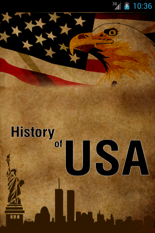 History of the USA