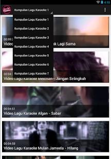 玩免費媒體與影片APP|下載Lagu Karaoke app不用錢|硬是要APP