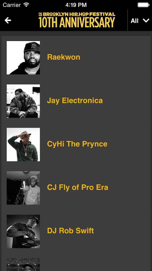 BK Hip-Hop Festival - screenshot