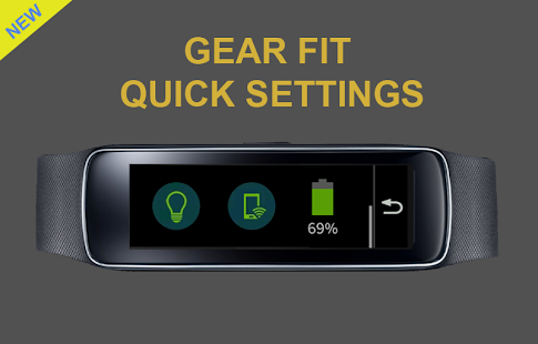 Gear Fit Quick Settings APK for Blackberry | Download Android APK