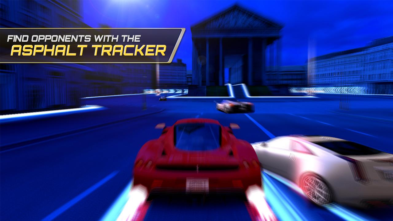 Asphalt 7: Heat- screenshot