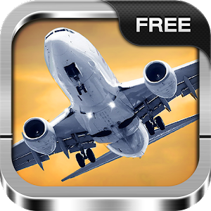 FLIGHT SIMULATOR Xtreme LOGO-APP點子