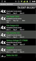 Screenshot of Modbus Monitor