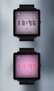 Pixel Art Clock Screenshot 2