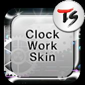 ClockWork Skin for TS Keyboard