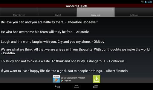 玩生活App|Wonderful Quote免費|APP試玩