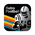 Retro Football logo