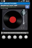 Screenshot of AnT Record Player