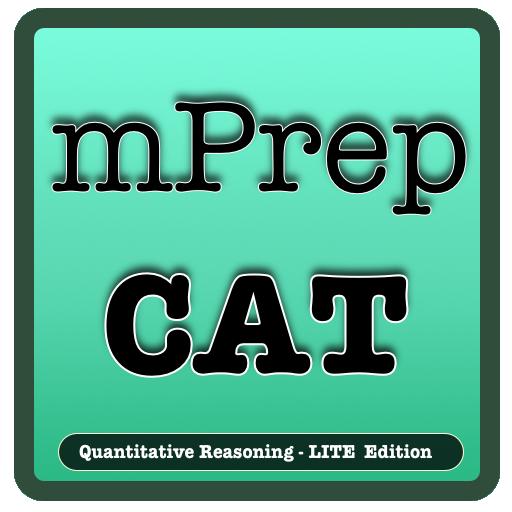 mPrep CAT Quant (Lite) 教育 App LOGO-APP試玩