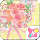 Flower Wreath for[+]HOME icon