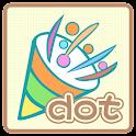 Dot GO LauncherEX Theme