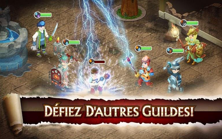android Knights & Dragons - Action RPG Screenshot 13