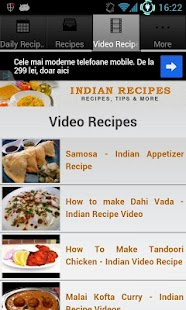 Indian Recipes!- screenshot thumbnail