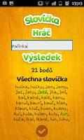 Screenshot of Slovíčka