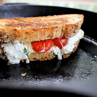 Lasagna Grilled Cheese.
