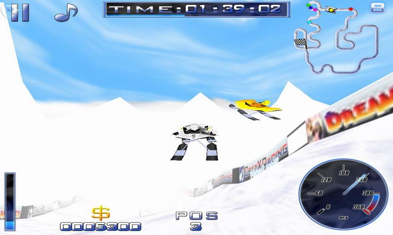 BobSleigh eXtreme Free- screenshot