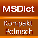 MSDict Compact German<>Polish logo