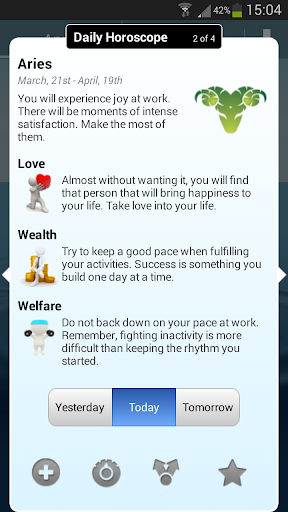 Daily Horoscope - Android Apps on Google Play