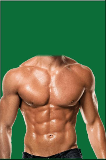 【免費攝影App】Man Body Builder Photo-APP點子